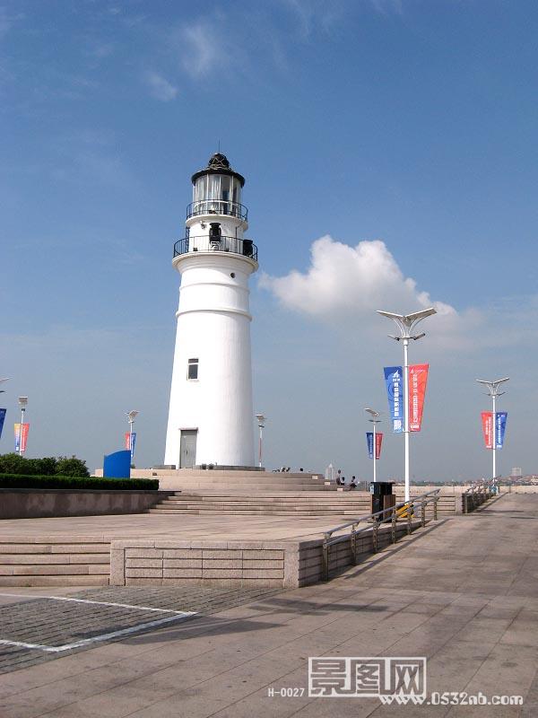 青岛奥帆中心信号塔