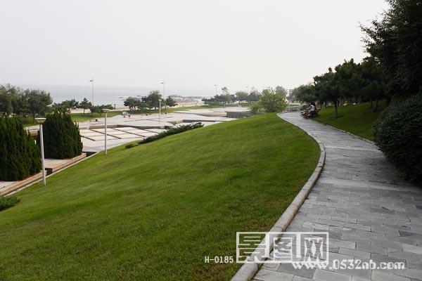 青岛青岛海滨雕塑园风景2