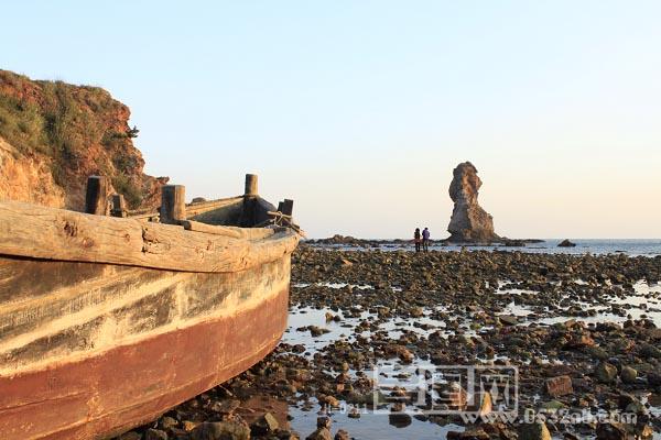 景图网-青岛石老人风景照片