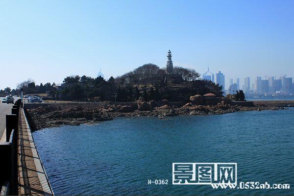 青岛小青岛公园摄影照片-景图网