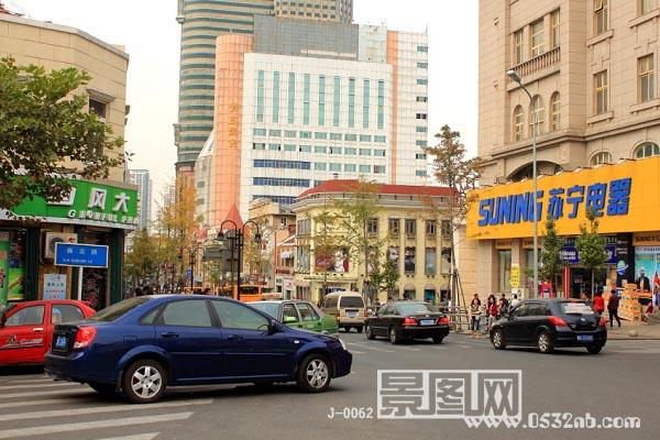 景图网-青岛中山路街景网页-青岛中山路照片