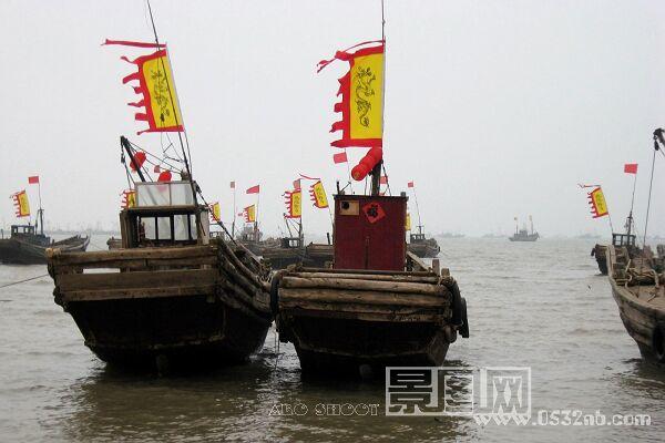 青岛田横岛祭海摄影照片2-景图网