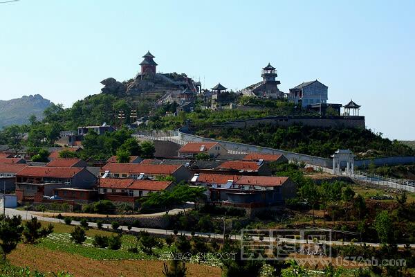 青岛山区风景摄影照片-青岛崂山风景区图片-景图网